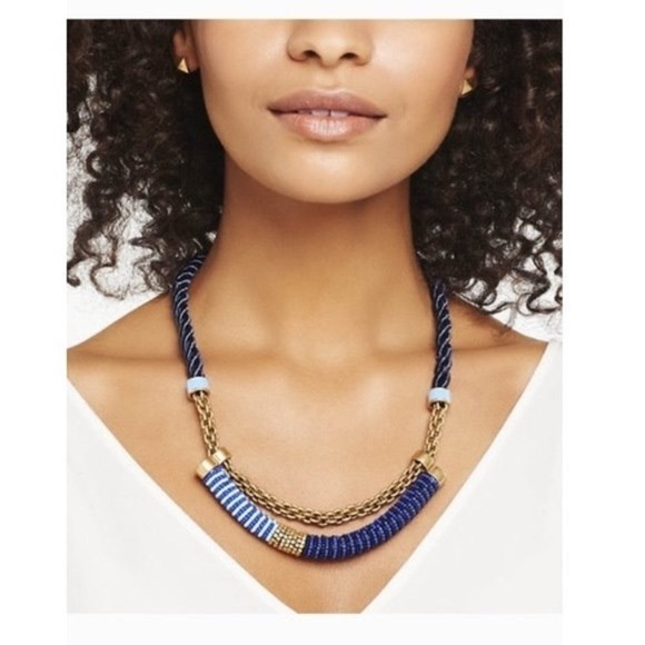 Stella & Dot Jewelry - Marine Collar Necklace